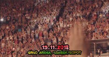 סטינג ושגי בהופעה @ גדנסק | Gdansk | Poland
