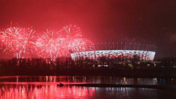 Sylwester miejski w Warszawie 2018/2019 @ Stadion Narodowy w Warszawie