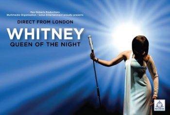 Whitney - Queen of The Night @ COS Torwar | Warsaw | Poland