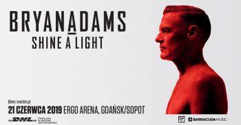 בריאן אדאמס בהופעה @ גדנסק | Gdańsk | pomorskie | פולין